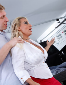 Danny Wylde & Holly Halston in My Friend's Hot Mom - Naughty America