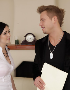 Angell Summers & Bill Bailey in I have a Wife - Naughty America