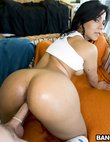 Gotta Love Ms.Rose Latin Ass