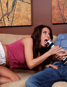 Aleksa Nicole & Mick Blue in I have a Wife - Naughty America