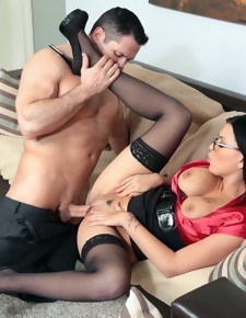 Eva Angelina & John Strong in I have a Wife - Naughty America