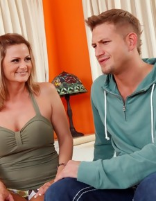 Becca Blossoms & Bill Bailey in My Friend's Hot Mom - Naughty America