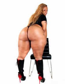 There's picayune skinny white girls here, unassisted gorgeous black beauties with regard to deliciously round booties