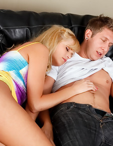 Danny Wylde & Darcy Tyler in My Sister's Hot Friend - Naughty America