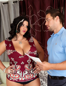 Angelina Castro & Johnny Castle in Latin Adultery - Naughty America