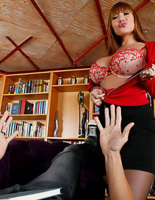Ava Devine & Carlo Carrera in Housewife 1 on 1 - Naughty America