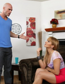 Lea Lexis & Johnny Sins in I have a Wife - Naughty America