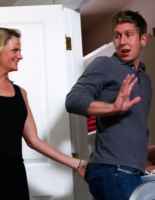Becca Blossoms & Danny Wylde in My Friend's Hot Mom - Naughty America