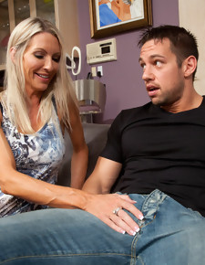 Emma Starr & Johnny Castle in My Friend's Hot Mom - Naughty America