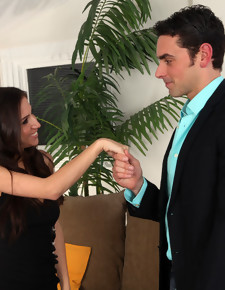 April O'Neil & Ryan Driller in I have a Wife - Naughty America