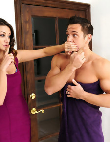 Carmen McCarthy & Johnny Castle  - Naughty America