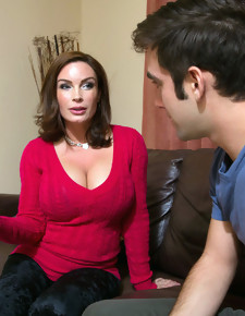 Diamond Foxxx & Logan Pierce in My Friend's Hot Mom - Naughty America