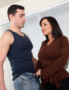 Lisa Ann & Ryan Driller in My Friend's Hot Mom - Naughty America