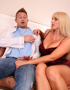 Karen Fisher & Bill Bailey in Seduced by a Cougar - Naughty America