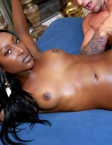 Chanel Bryant & Barry Scott - Amateurs Raw