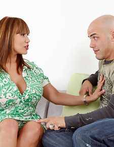 Ava Devine & Derrick Pierce in My Wife's Hot Friend - Naughty America