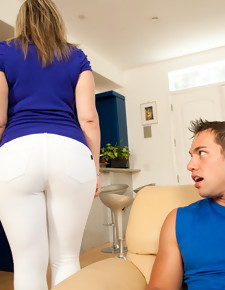 Sara Jay & Johnny Castle in My Friend's Hot Mom - Naughty America