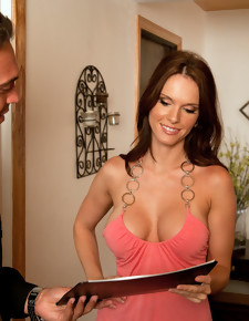 Jennifer Dark & Rocco Reed in Neighbor Affair - Naughty America