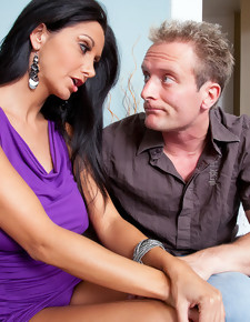 Ava Addams & Clarke Kent in Neighbor Affair - Naughty America