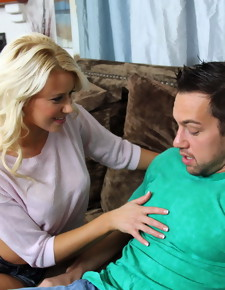 Anikka Albrite & Johnny Castle in My Wife's Hot Friend - Naughty America