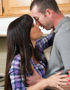 Lisa Ann & Jordan Ash in My Friend's Hot Mom - Naughty America