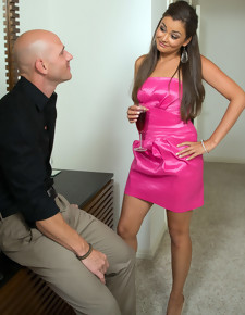 Allie Haze & Johnny Sins in I have a Wife - Naughty America