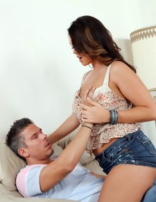 Alison Tyler & Mick Blue in Neighbor Affair - Naughty America