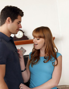 Marie McCray & Giovanni Francesco in Neighbor Affair - Naughty America