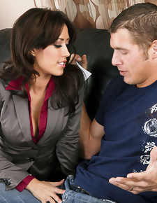 Capri Cavanni & Chris Johnson in I Have a Wife - Naughty America