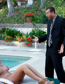 Ashli Ames & Jordan Ash in Neighbor Affair - Naughty America