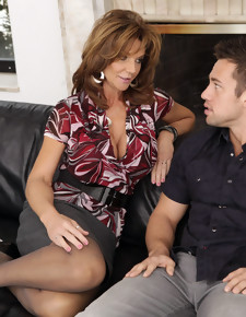 Deauxma & Johnny Castle in My Friend's Hot Mom - Naughty America