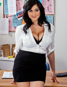 Beverly Paige & Dane Cross in Naughty Office - Naughty America