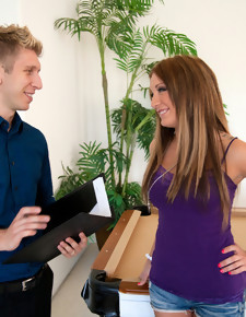 Amy Brooke & Danny Wylde in I have a Wife - Naughty America