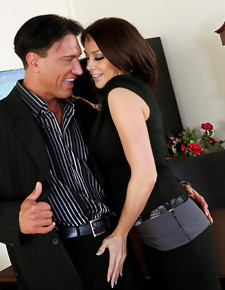 Chanel Preston & Marco Banderas in Naughty Office - Naughty America