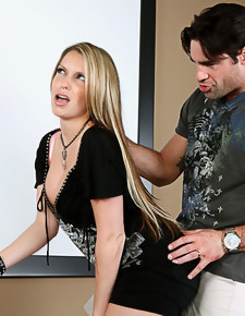 Charles Dera & Courtney Cummz in I Have a Wife - Naughty America