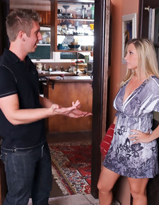 Danny Wylde & Devon Lee in My Friend's Hot Mom - Naughty America