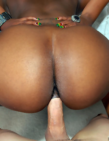Charmaine Sweet Ass Fine Black Girl Get Fat Latin Cock Roundandbrown™