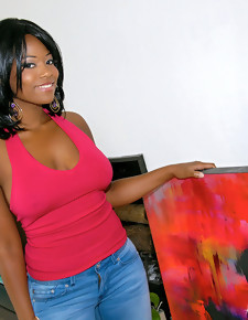 Amber Stars The big move Hottest Black Girl Gets Fuck by a Huge Cock. U Gotta Watch! RoundAndBrown™