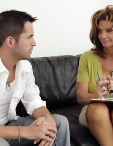 Deauxma & Kris Slater in Seduced by a Cougar - Naughty America