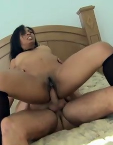 Anita Peida Big and bouncy Sexy Ebony Girl With Fat Ass get Piped Down By a Big Cock RoundAndBrown™