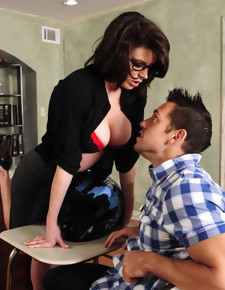 Dallas & Johnny Castle  - Naughty America