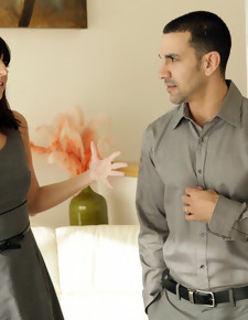 Katie Jordin & Marco Rivera in I have a Wife - Naughty America