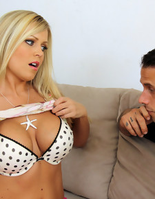 Darcy Tyler & Alan Stafford in My Girlfriend's Busty Friend - Naughty America
