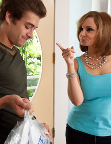 Rebecca Bardoux & Xander Corvus in My Friend's Hot Mom - Naughty America