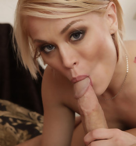 Ash Hollywood & Johnny Castle in My Dad's Hot Girlfriend - Naughty America