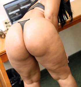 There's no skinny waxen girls here, unexcelled gorgeous black beauties with deliciously round booties
